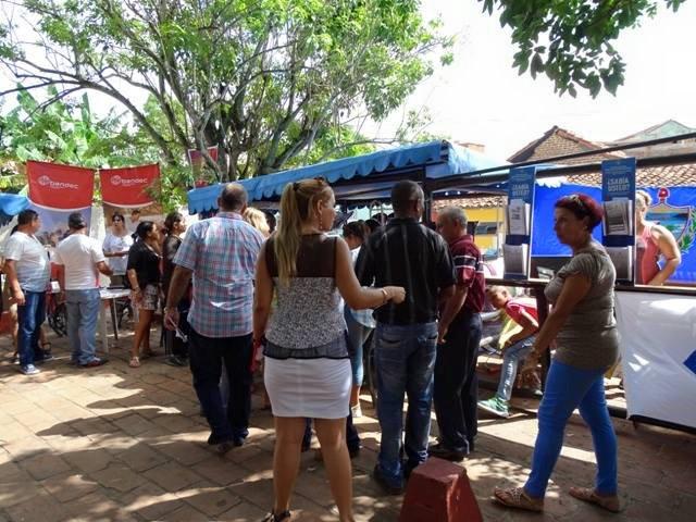 sancti spiritus, infomatizacion de la sociedad, etecsa, proyecto sociocultural la guayabera, feria tecnologia la guayabera 5.0