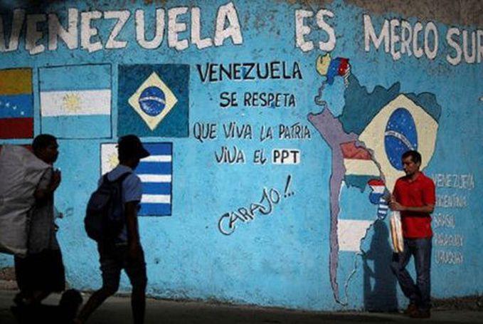 venezuela, mercosur, asamblea cnacional constituyente