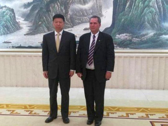 Cuba, China, Partido Comunista, Sancti Spíritus