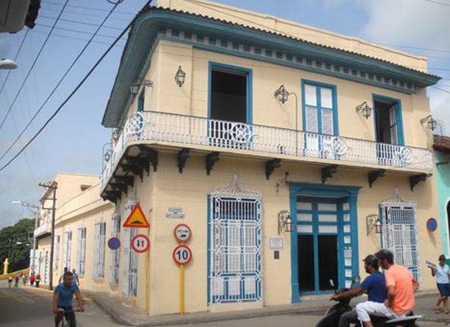 sancti spiritus, cultura, museo de arte colonial