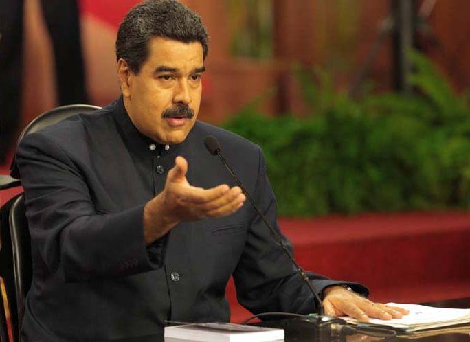 venezuela, nicolas maduro, campaña mediatica