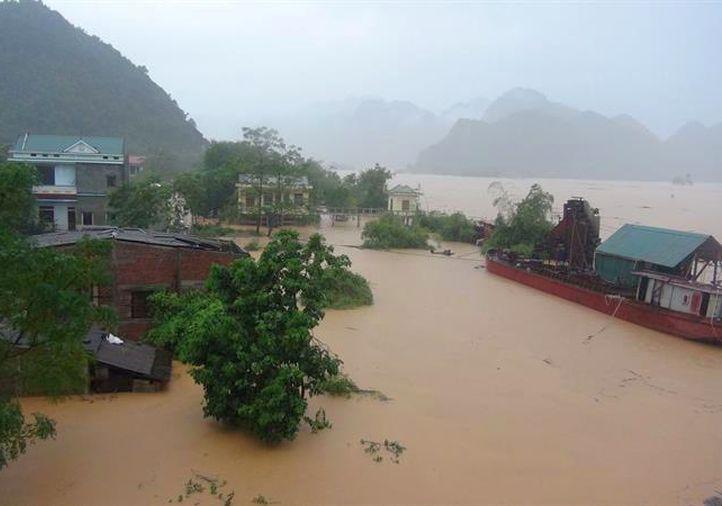 Raúl Castro, Vietnam, Cuba, solidaridad, desastre natural