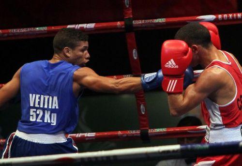 Yosbany Veitía, Boxeo, Mundial, Cuba, Sancti Spíritus