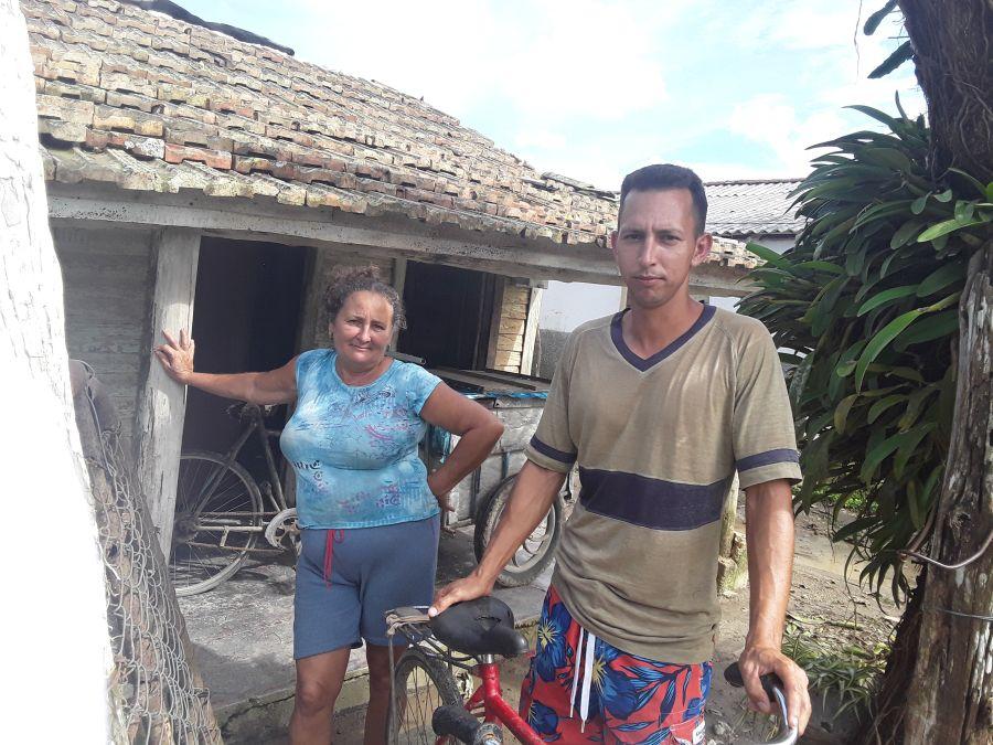 huracán Irma, Iguará, recuperación, Yaguajay