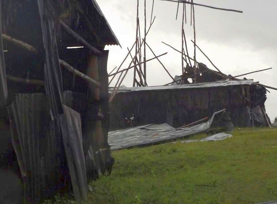 sancti spiritus, agricultura, huracan irma, cultivos varios, tabaco, cabaiguan, yaguajay, produccion de alimentos