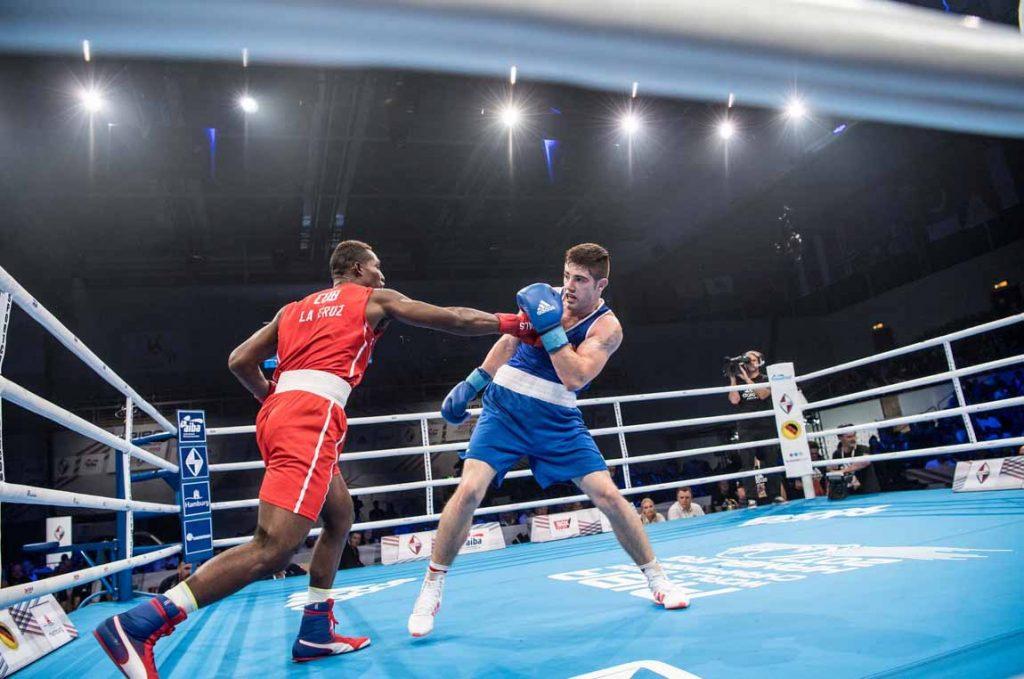 Boxeo, Mundial, Julio César La Cruz, Cuba, Hamburgo 2017