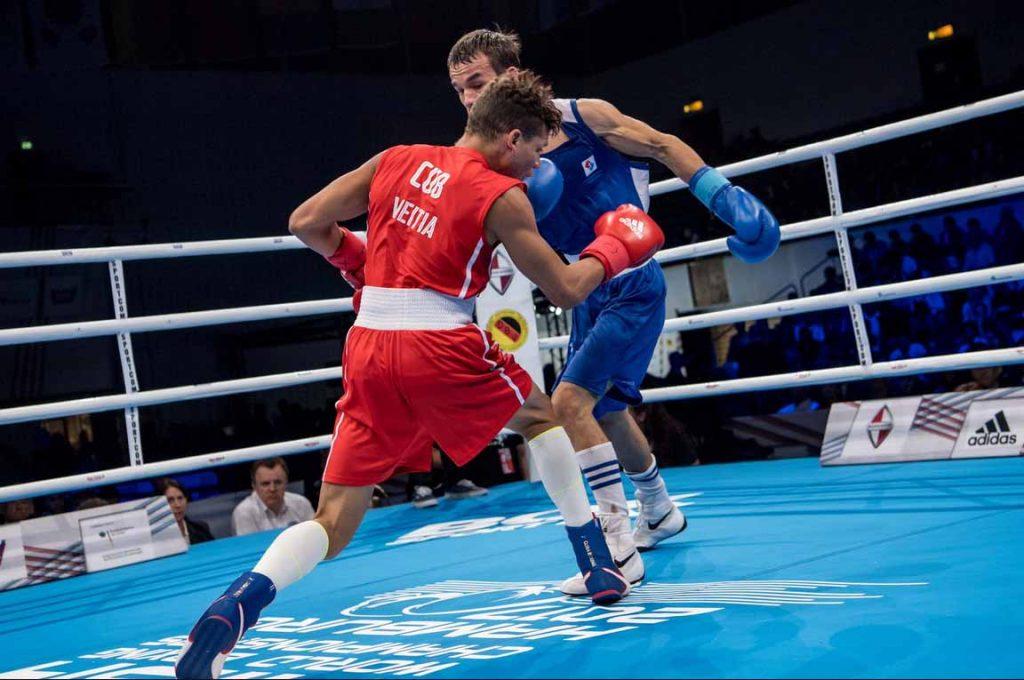 Boxeo, Cuba, Yosbany Veitía, Mundial, Hamburgo 2017