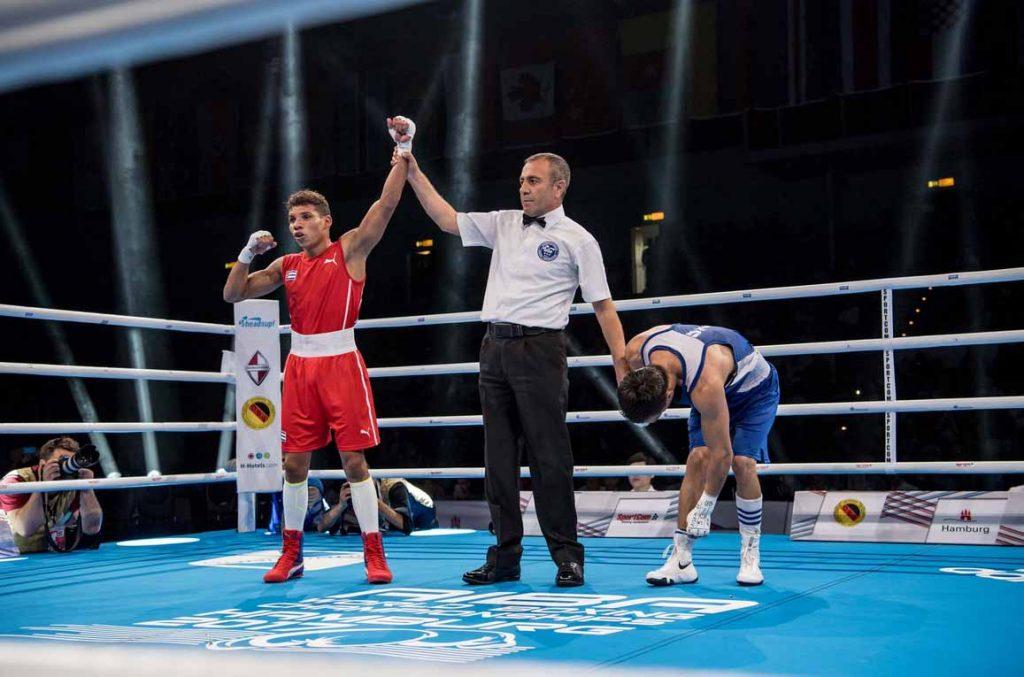Boxeo, Cuba, Veitía, Sancti Spíritus, Campeón Mundial, Hamburgo 2017