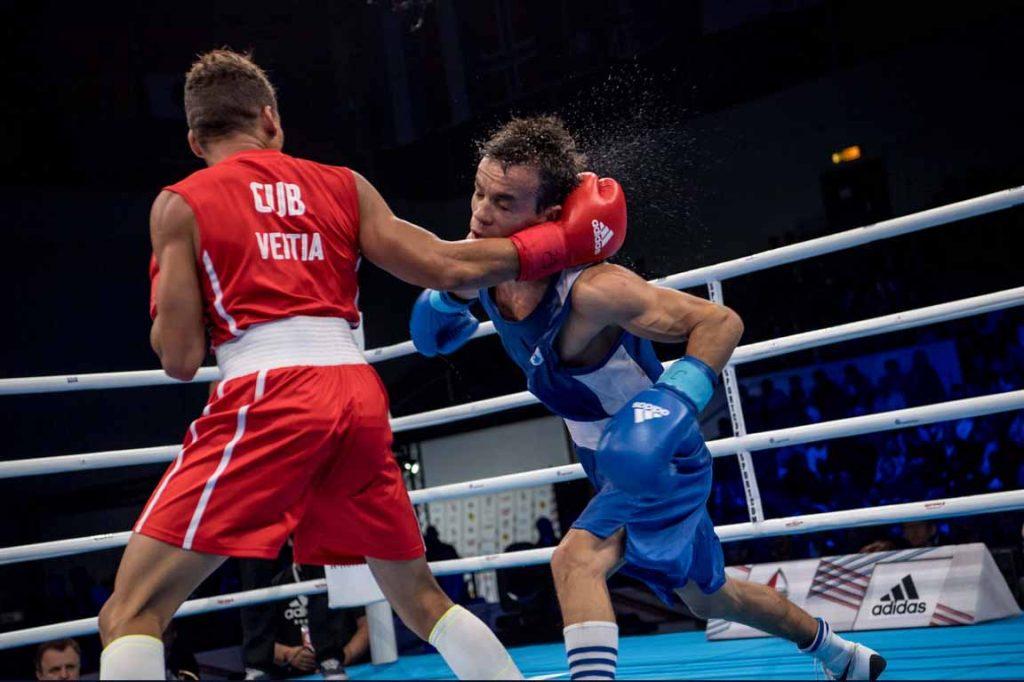 boxeo, Cuba, Yosbany Veitía, Mundial, Hamburgo 2017, Sancti Spíritus