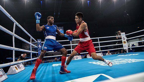 Boxeo, Cuba, Andy Cruz, Hamburgo 2017