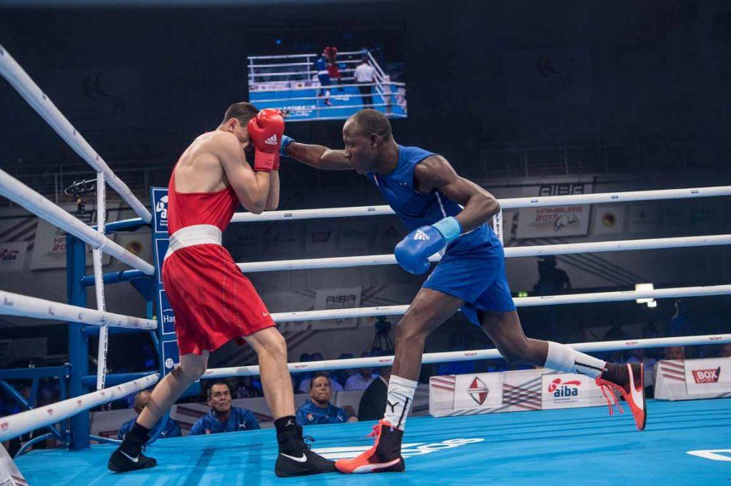 Boxeo, Mundial, avón, Cuba, Hamburgo 2017