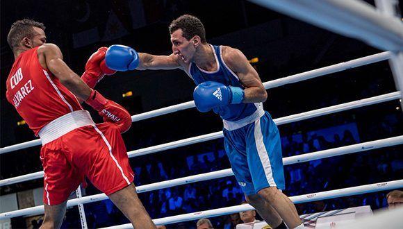 Boxeo, Cuba, Mundial, Hamburgo 2017, Lázaro Álvarez