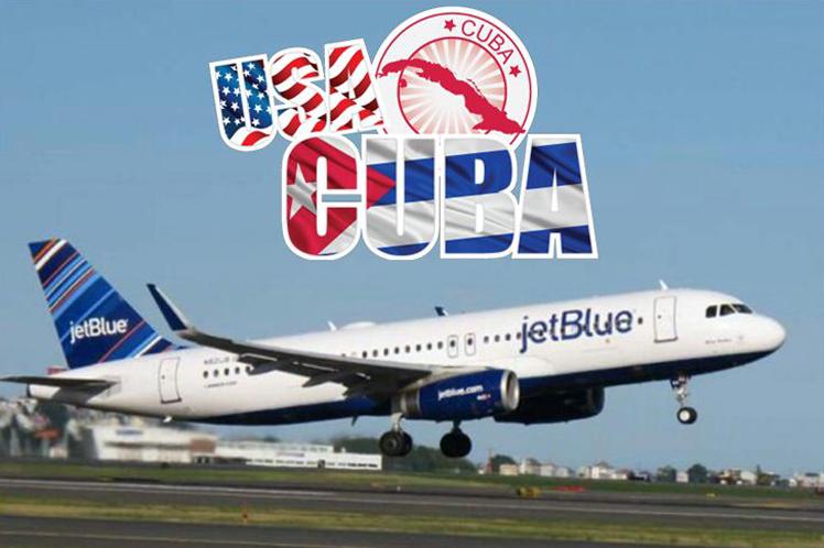 Cuba, Estados Unidos, vuelos, viajes