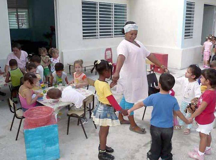 Cuba, Unicef, ONU, infancia