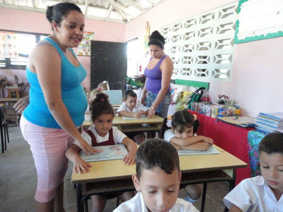 sancti spiritus, huracan irma, jarahueca, yaguajay, educacion, enseñanza primaria