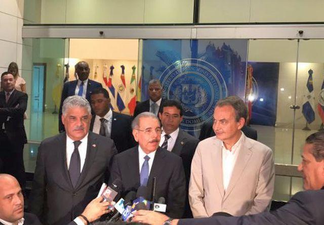 Venezuela, diálogo, República Dominicana