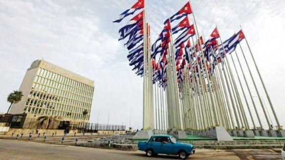 Cuba, EE.UU., relaciones, embajada, incidentes, medidas