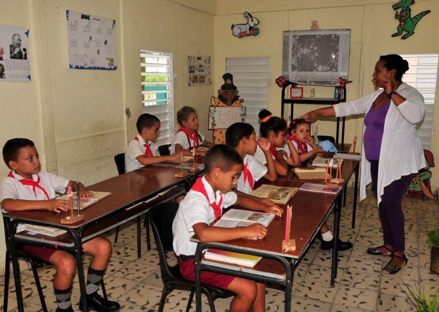sancti spiritus, huracan irma, centros educacionales