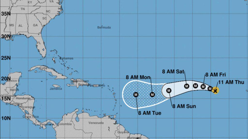 meteorología, huracanes, ciclón, Caribe