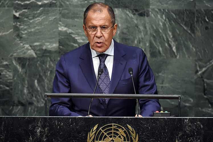Cuba, EE.UU., bloqueo, Rusia, ONU