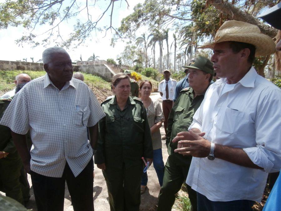 sancti spiritus, yaguajay, huracan irma, esteban lazo, asamblea nacional del poder popular,