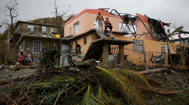 María, EE.UU, huracán, Puerto Rico