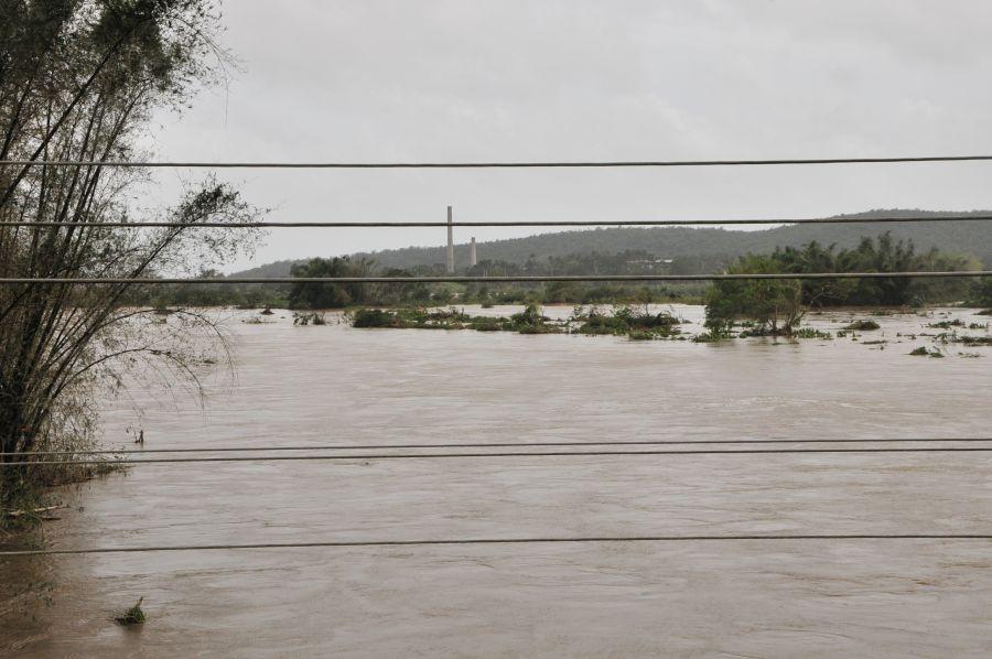 sancti spiritus, huracan irma, defensa civil, intensas lluvias, agricultura