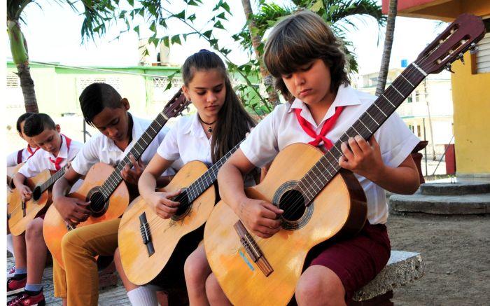 escambray, música, danza, escuela elemental de arte ernesto lecuona