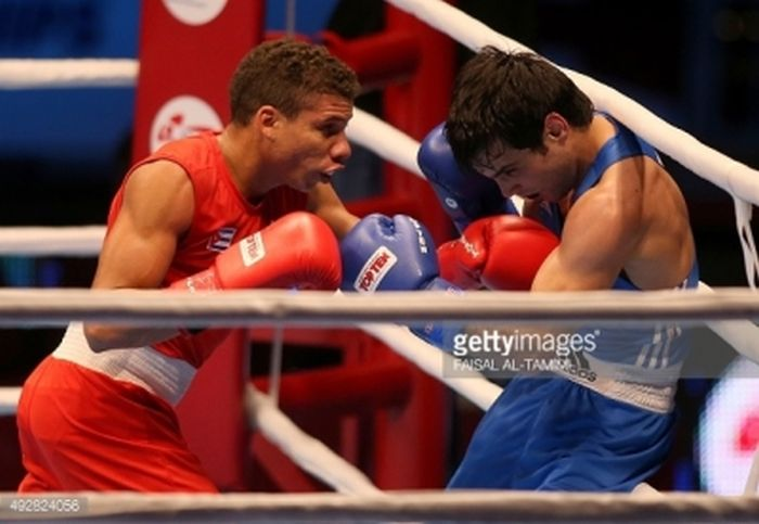 Tres victorias para Colombia en el inicio del campeonato — Mundial de Boxeo