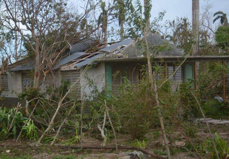 cuba, gobierno cubano, huracan irma, viviendas, consejo de defensa