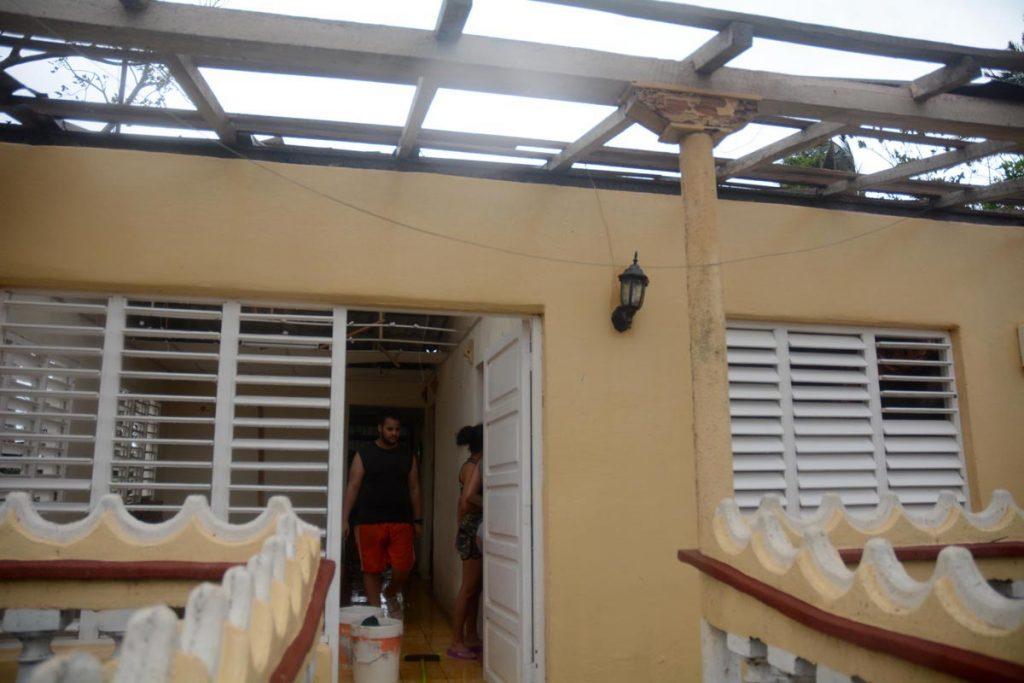 huracan Irma, recuperación, Yaguajay, vivienda, Sancti Spíritus