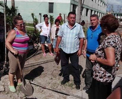 huracán Irma, recuperación, educación, Yaguajay