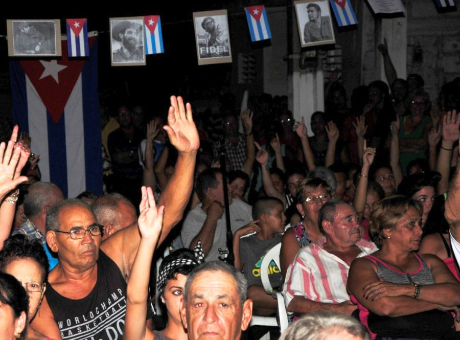cuba en elecciones 2017, nominacion de candidatos, comision electoral nacional