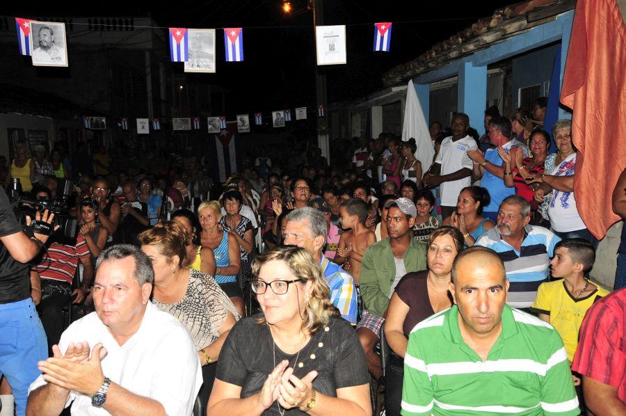 sancti spiritus, cuba en elecciones 2017, elecciones em cuba, asamblea de nominacion