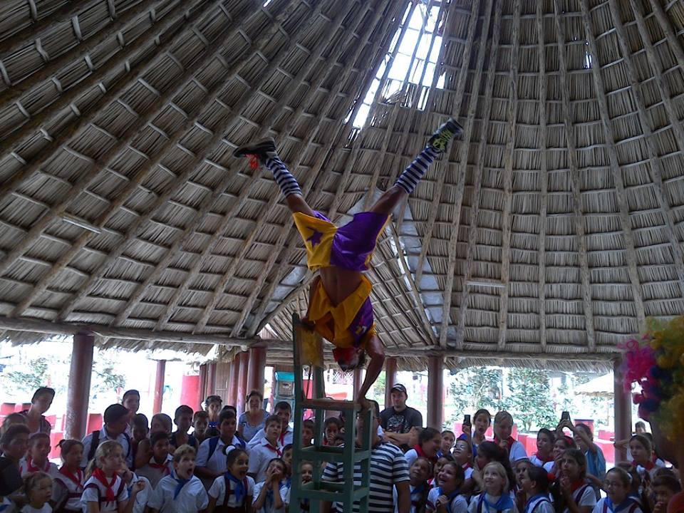 sancti spiritus, huracan irma, instituciones culturales, brigada artistica