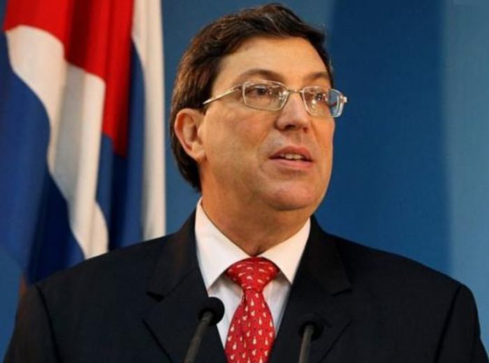 cuba, estados unidos, canciller cubano, relaciones cuba-estados unidos, bruno rodriguez