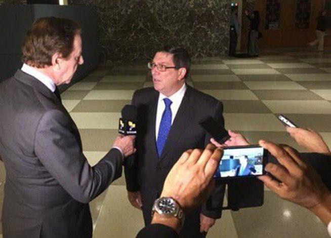 Cuba, Estados Unidos, Bruno Rodríguez, ONU, donald trump
