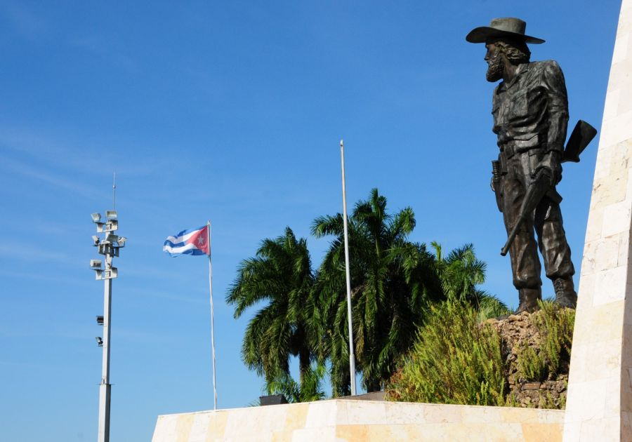huracán irma, recuperación, historia, monumentos, Camilo Cienfuegos, historia, Yaguajay
