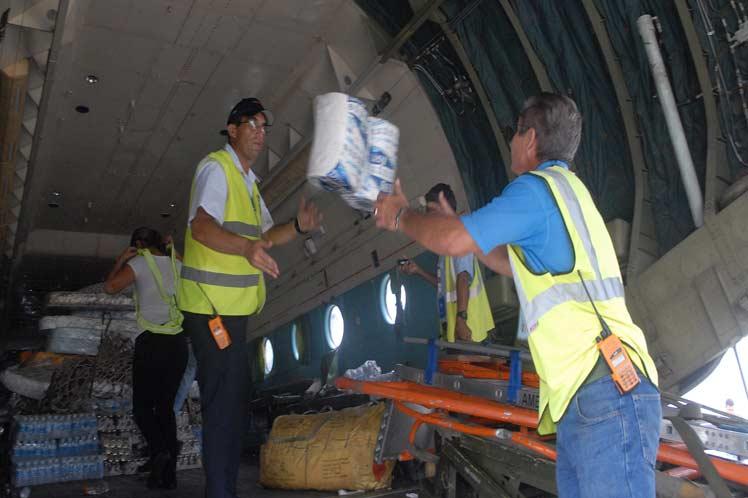 Cuba, Venezuela, ayuda, huracán Irma