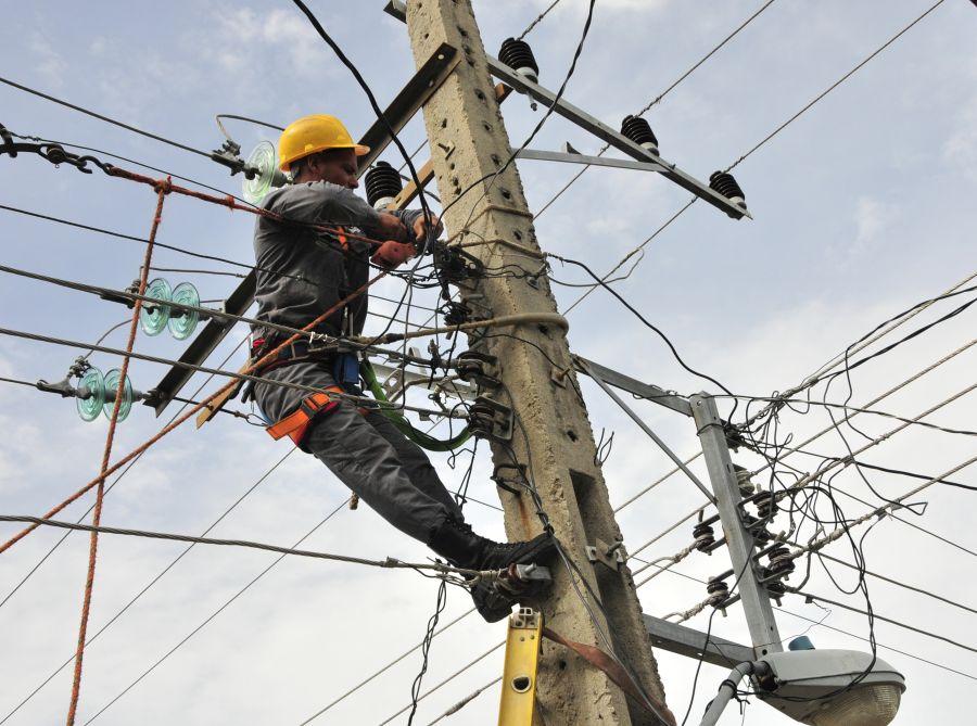 sancti spiritus, huracan irma, electricidad, yaguajay, servicio electrico
