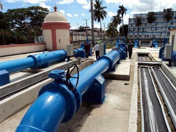 huracán Irma, abasto, agua, recursos hidráulicos