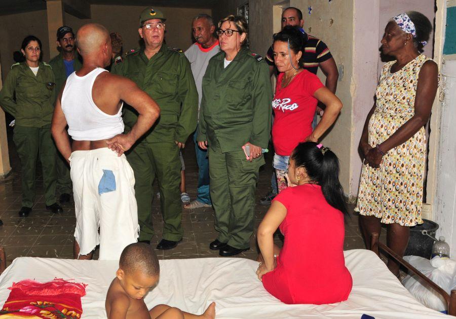 sancti spiritus, yaguajay, huracam irma