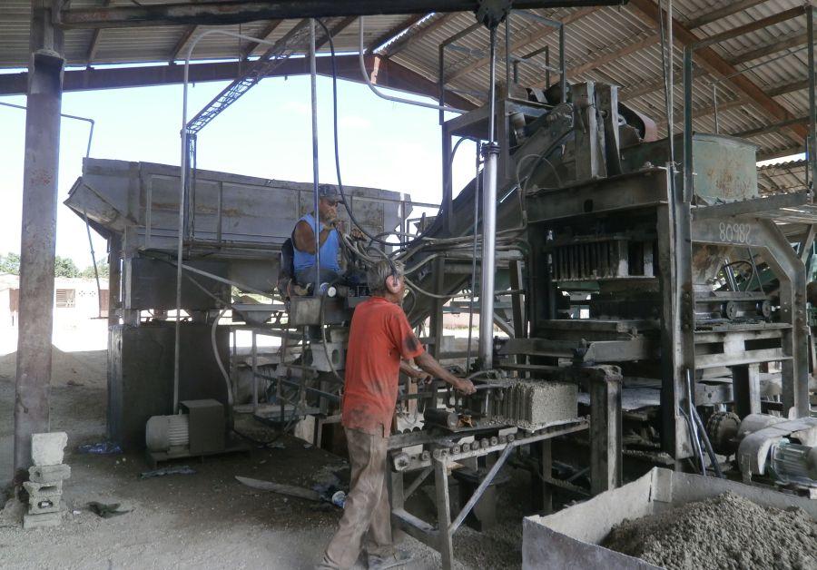 sancti spiritus, huracan irma, industria de materiales de la construccion, viviendas, yaguajay