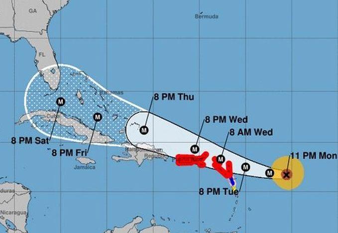huracanes, huracan irma