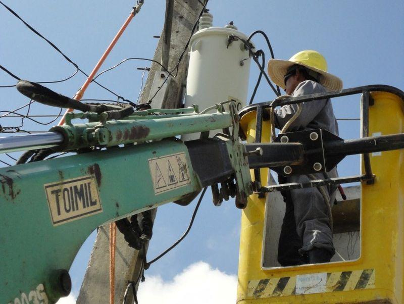 sancti spiritus, huracan irma, electricidad, empresa electrica, yaguajay