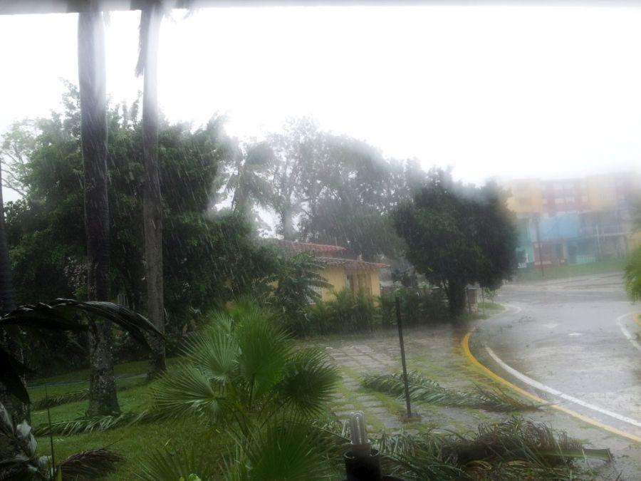 sancti spiritus, intensas lluvias, huracan irma, consejo de defensa,