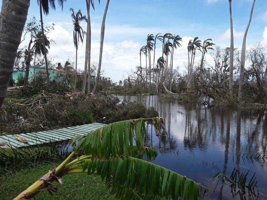 sancti spiritus, huracan irma, san jose del lago, turismo, los lagos de mayajigua, yaguajay, defensa civil
