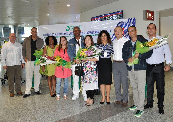 cuba, vietnam, medicos cubanos, salud publica