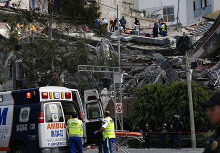 México, terremoto, Cuba, condolencias