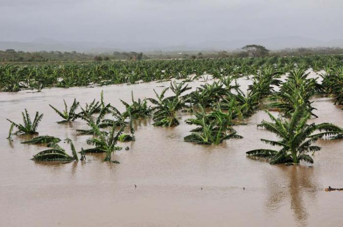 sancti spiritus, huracan irma, intensas lluvias, defensa civil